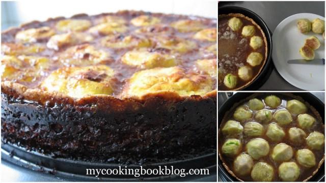 Тарт със смокини и кленов сироп