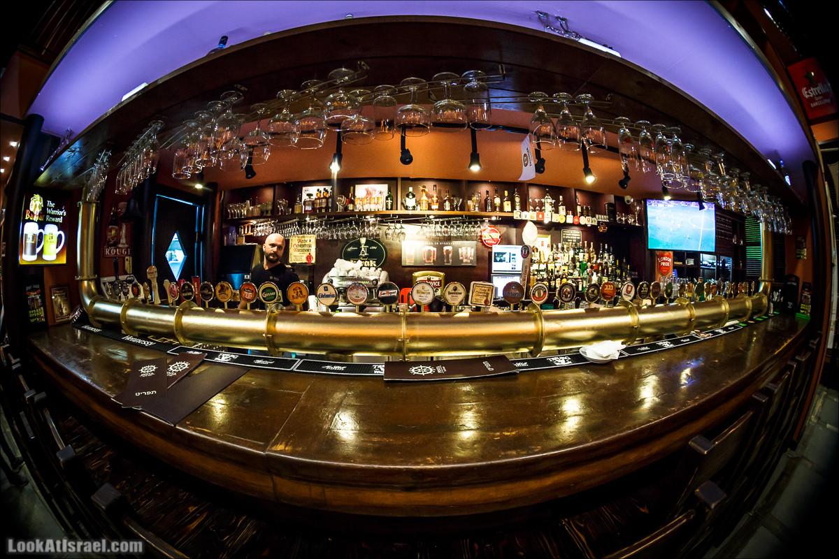 Пивной паб Пинта в Ащдоде   Pinta pub in Ashdod   LookAtIsrael.com - Фото путешествия по Израилю