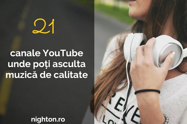 21 canale YouTube unde poți asculta muzică de calitate