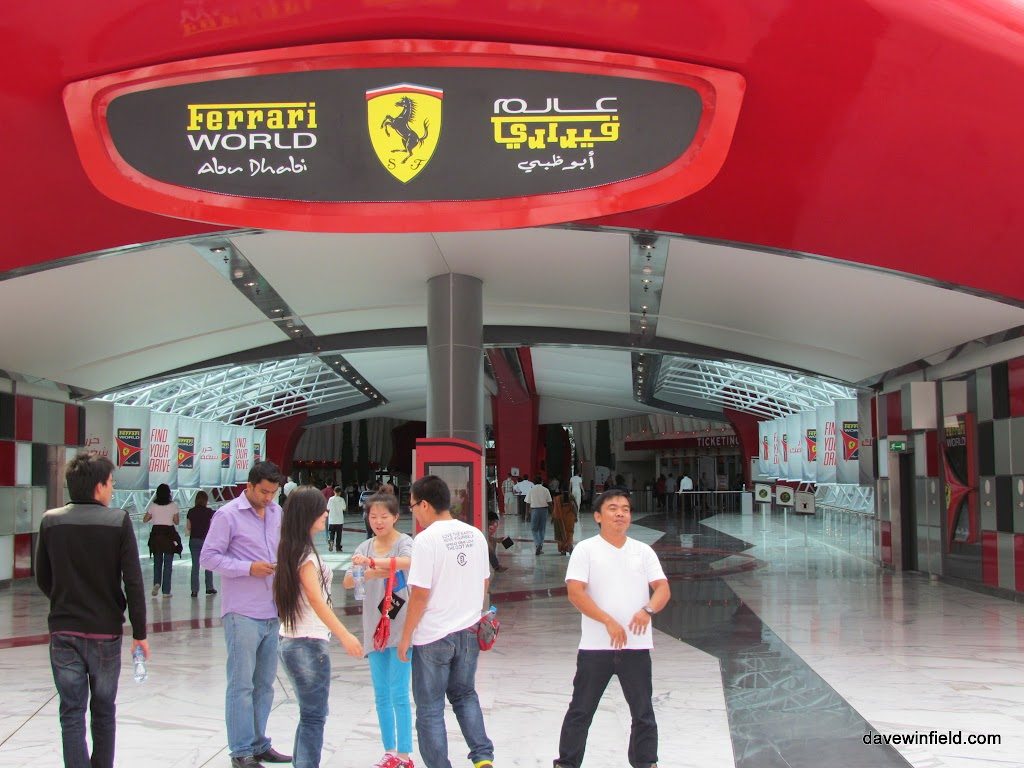 0050Ferrari World