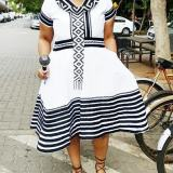 Modern Traditional South African Dresses 2018