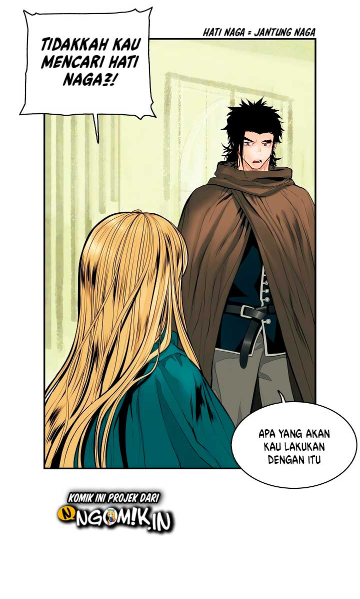 MookHyang - Dark Lady: Chapter 13 - Page 33