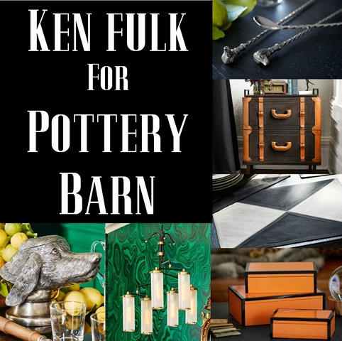 Ken Fulk for Pottery Barn