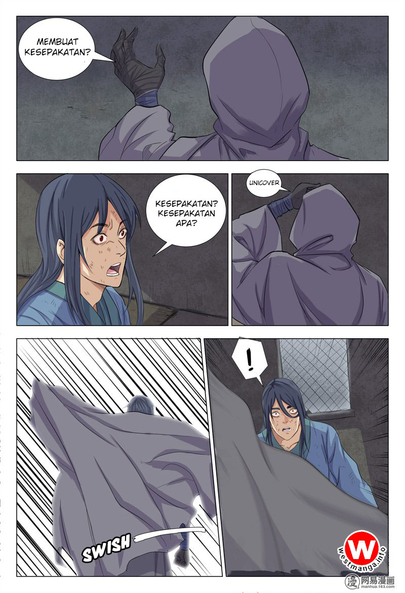 Deity's Path through Ten Thousand Worlds: Chapter 04 - Page 10
