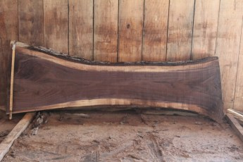 "510 Walnut -1 10/4  x  31"" x  19"" Wide x 8' Long"