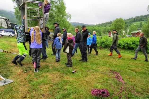Kosidba u Norveskoj- Turisticka organizacija opštine Ljig230