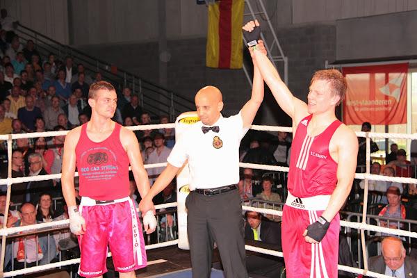 Miguel Ameye vs Giani Colman