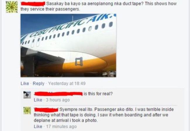 Cebu Pac Duct Tape Post 1
