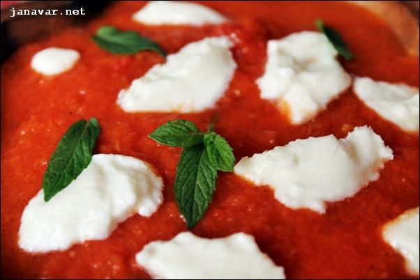 Kochmittwoch: Tomaten-Melonen-Suppe