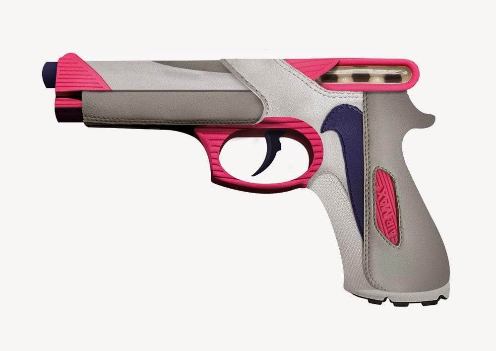 *極具衝擊性的武器:拿出你的 NIKE 來對決?! 3