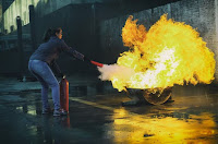 How to use fire extinguisher correctly 1