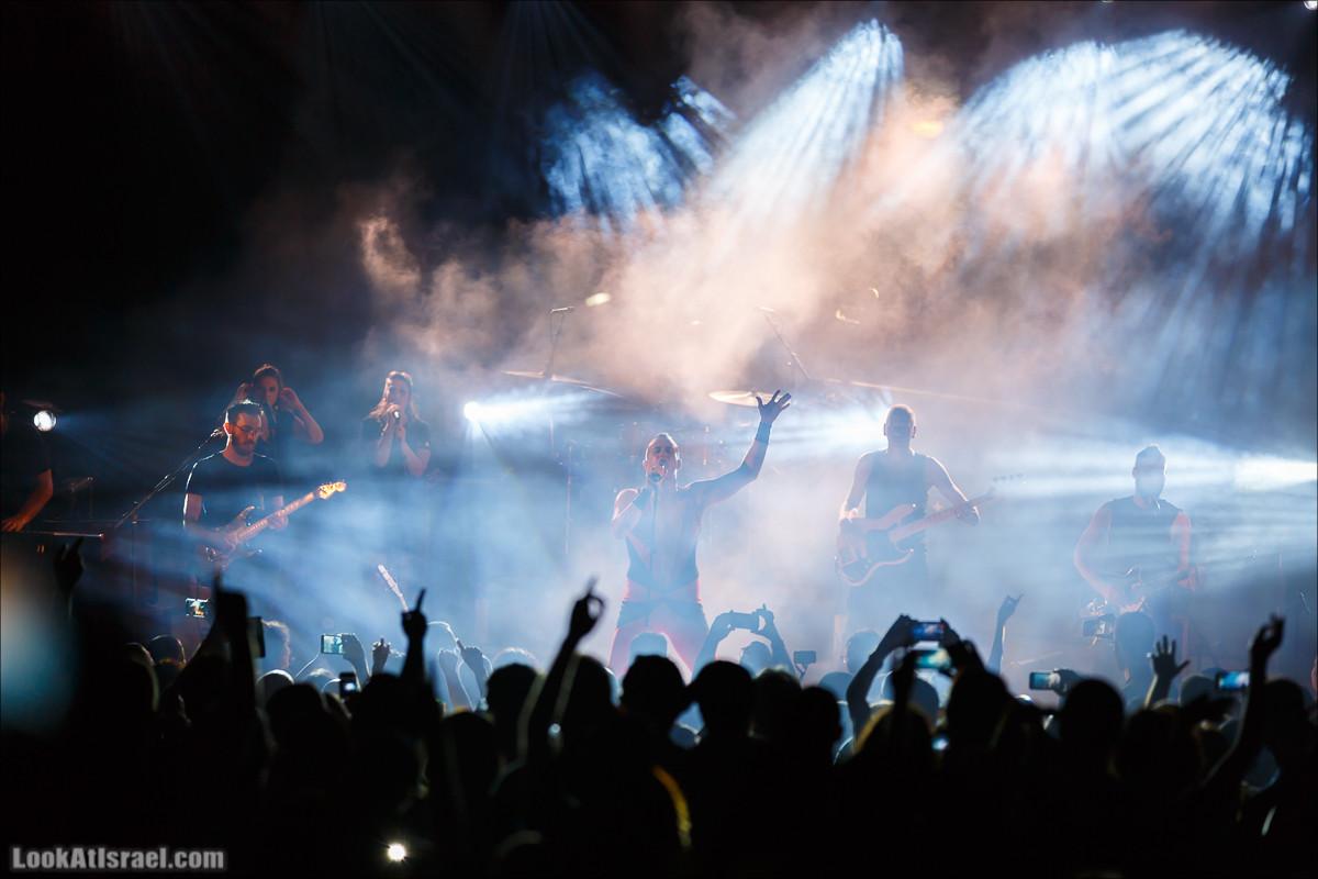 Фестиваль «Ночи Яффо» Группа RockVille | «Jaffa Nights» Fest, Rockvile band | לילות יפו להקת רוקוויל | LookAtIsrael.com - Фото путешествия по Израилю