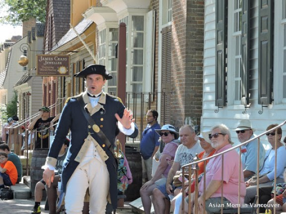 威廉斯堡市 Colonial Williamsburg