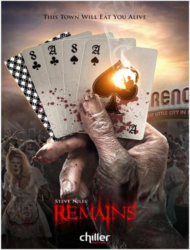 Poster de Steve Niles Remains