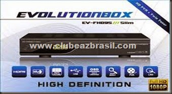 EVOLUTIONBOX EV FHD 95 SLIM