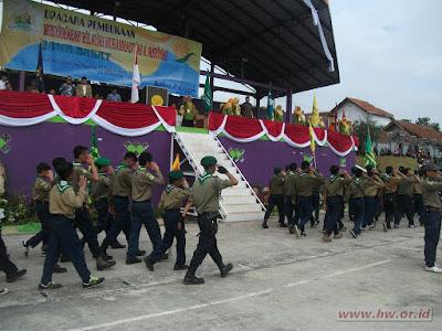 HW Jawa Barat tandang ke gelanggang