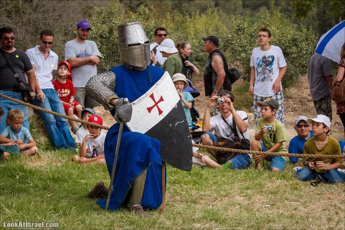 Рыцари Иерусалимского королевства III
