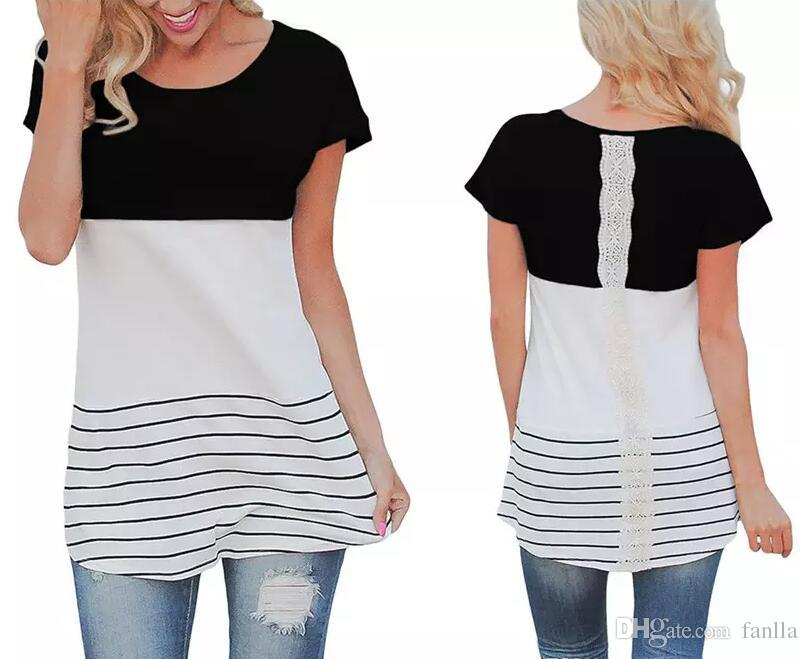 MODERN T-SHIRT STYLES FOR CASUAL SOUTH AFRICAN WOMEN 6
