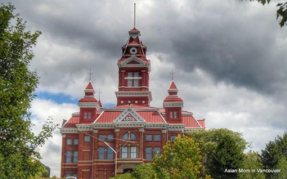 Bellingham 市政府, 建於 1892 年.