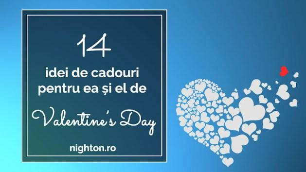 14 idei de cadouri pentru ea și el de Valentine's Day