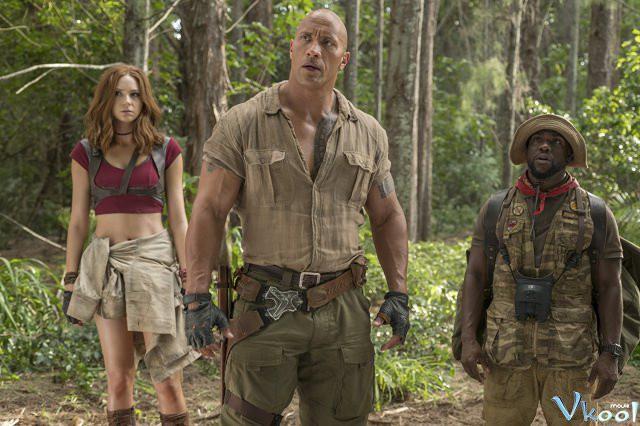 Xem Phim Jumanji: Trò Chơi Kỳ Ảo - Jumanji: Welcome To The Jungle - phimtm.com - Ảnh 4