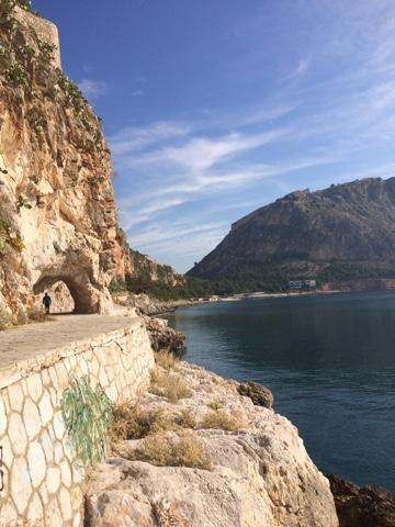 Overlanding Greece: Nafplio