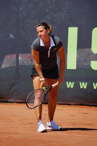 Tatiana Bua, tennistornooi Isis