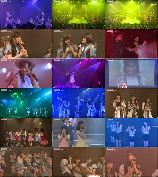 """(LIVE)(公演) HKT48 チームH """"最終ベルが鳴る"""" 指原莉乃の生誕祭 150204"""
