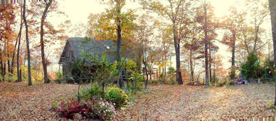 The Bluff House at Rock Eddy Bluff Farm