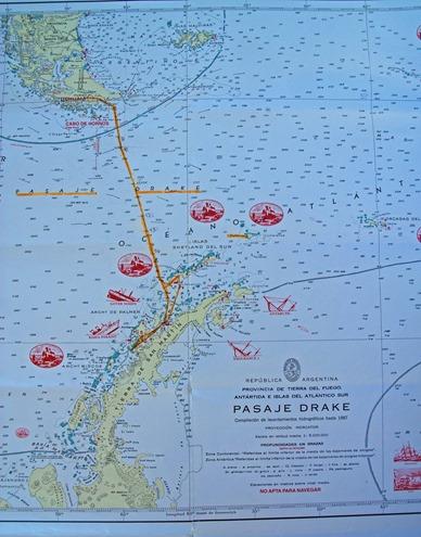 Auf Shackletons Spuren Teil 1