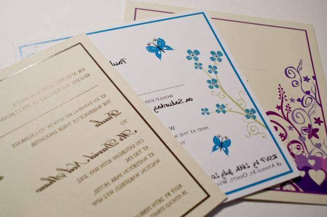 Woodland Wedding Invitations 500x333 Alyson Levis Vintage Botanical