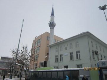 Tepecik Merkez Camii, Tepecik Meydan Camii