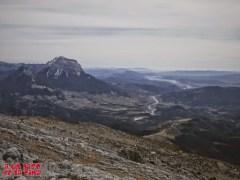 Desde la cima, hacia el valle del Cinca ©aunpasodelacima