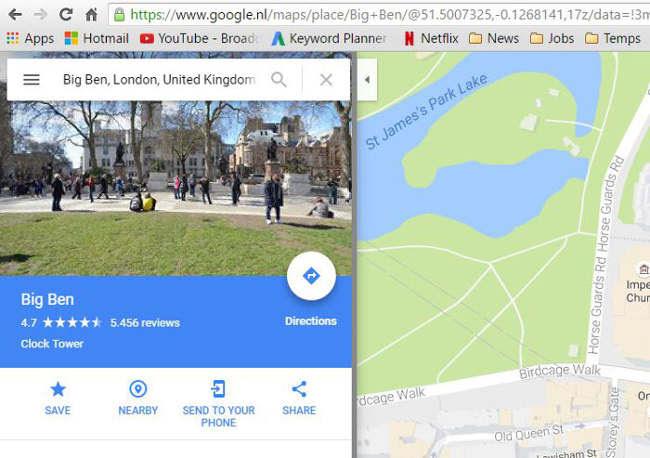 Tips dan Trik Google Maps, Bisa Download Map Offline