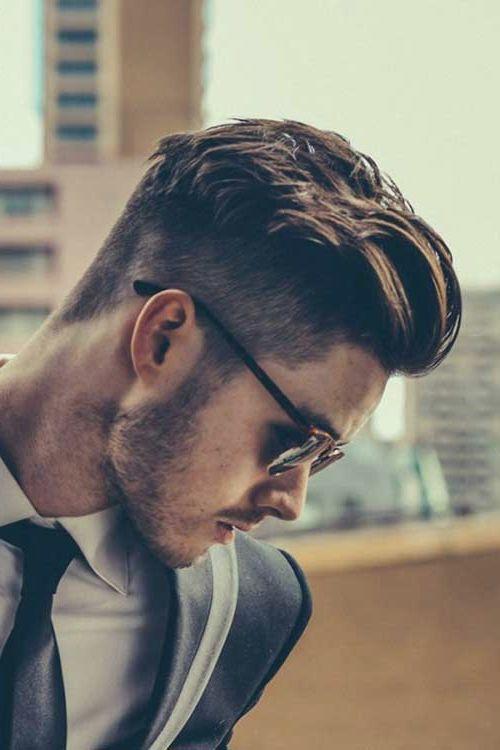 Man hairstyles