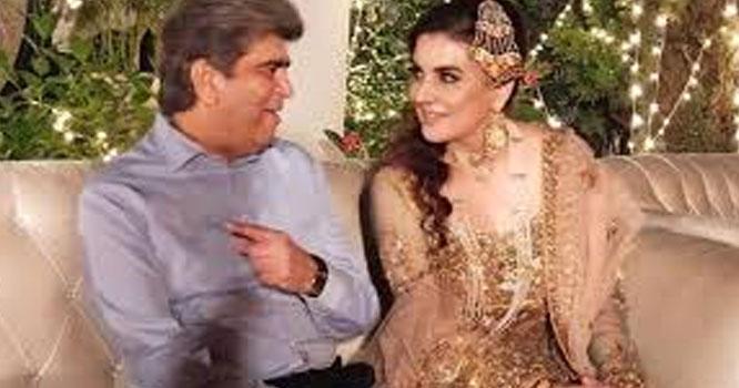 Politician Kashmala Tariq Got Married in simple Wedding ceremony to a Businessman
