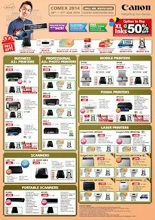 Canon Printers COMEX 2014 - Page 2