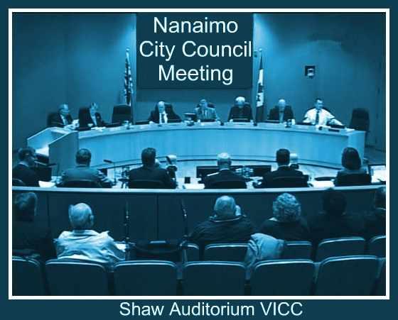 Nanaimo-Info-blog: Nanaimo City Council Meeting TODAY