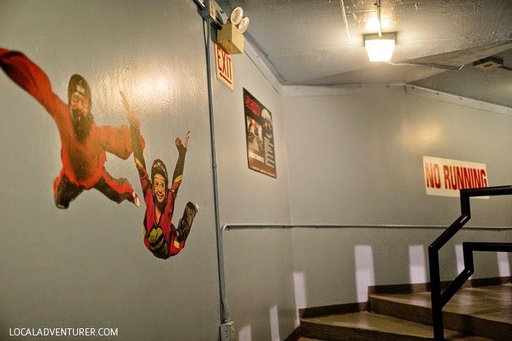 Indoor Skydiving Locations >> Las Vegas.