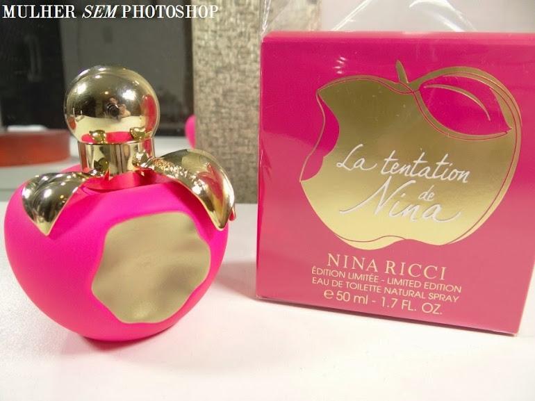 La Tentation de Nina de Nina Ricci: resenha