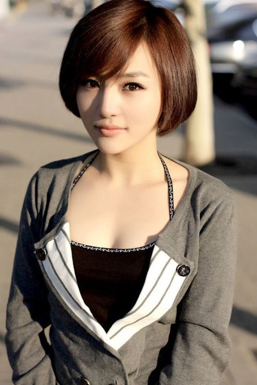 2018 Shapely Korean Haircuts For Women -Collection