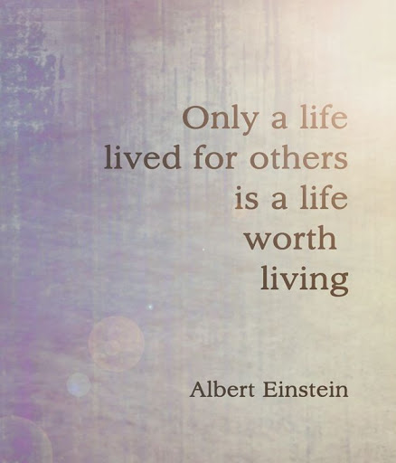 inspiratonal Albert Einstein Quotes