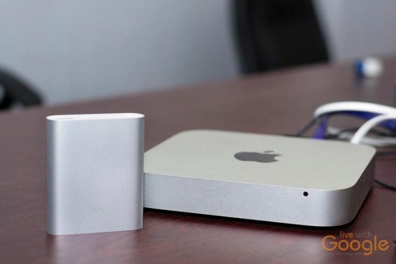 xiaomi mi power bank mac mini