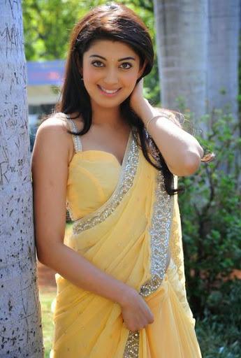 Pranitha Subhash Body Size