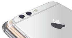 Iphone dual camera