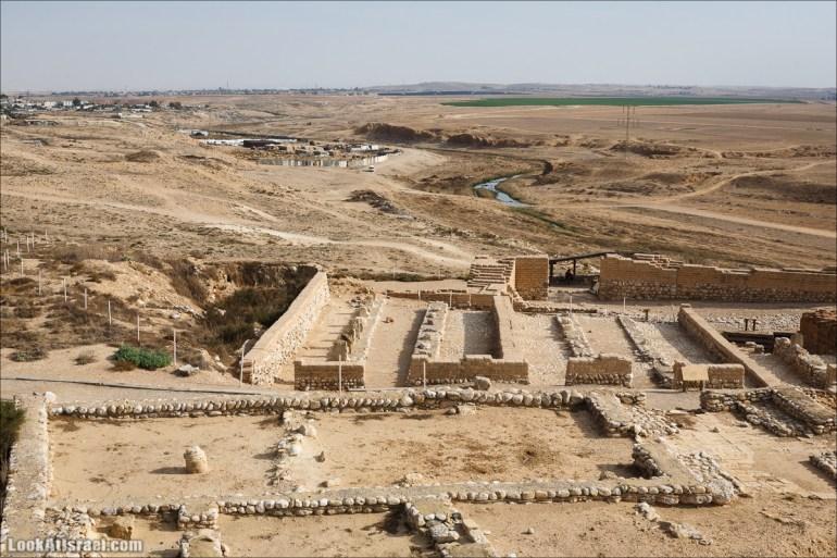 Тель Беер Шева | Tel Beer Sheba | תל באר שבע | LookAtIsrael.com - Фото путешествия по Израилю