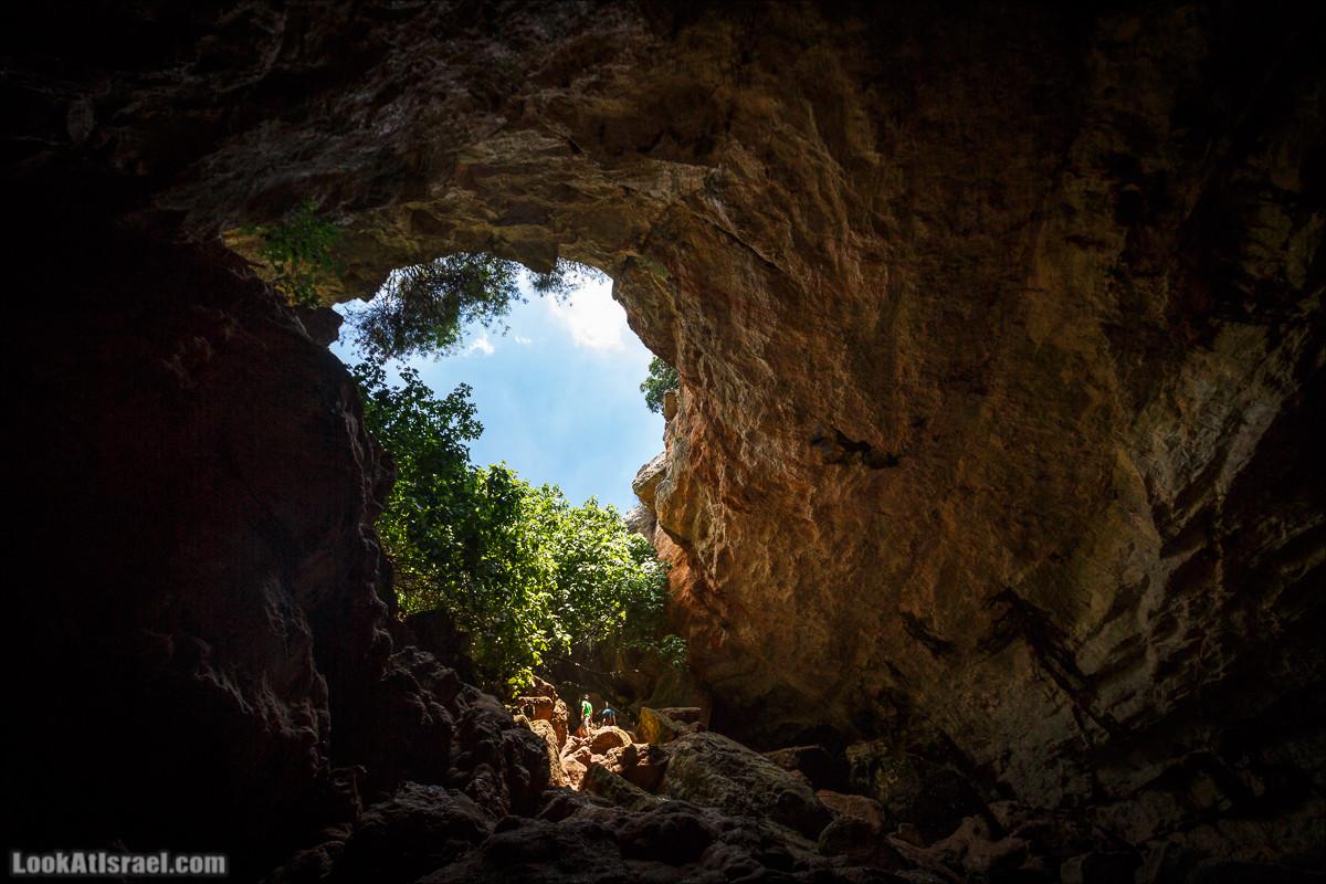 Пещера Альма | Alma cave | מערת אלמה | LookAtIsrael.com - Фото путешествия по Израилю
