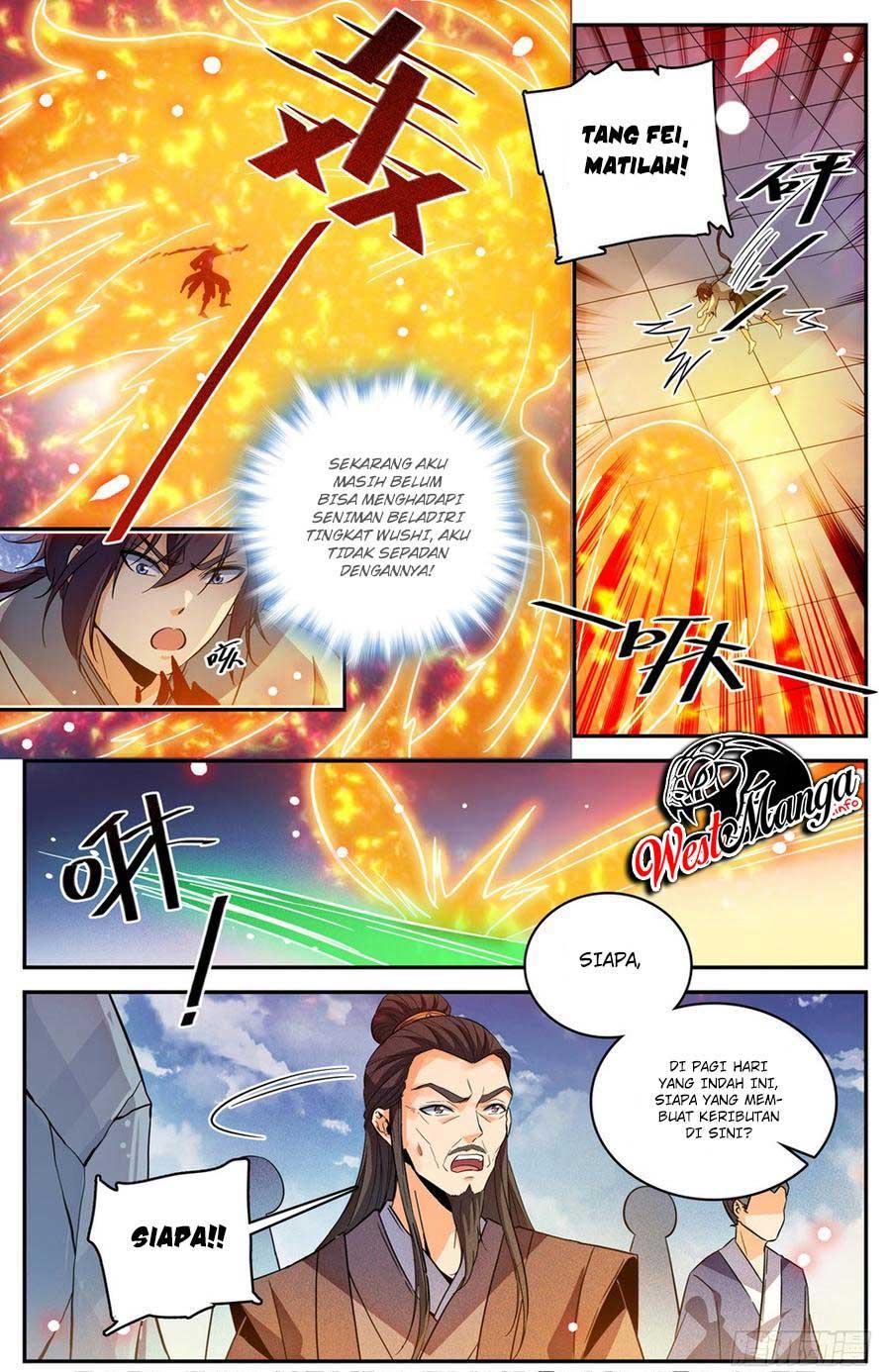 Lian Fei Wei Bao: Chapter 26 - Page 10