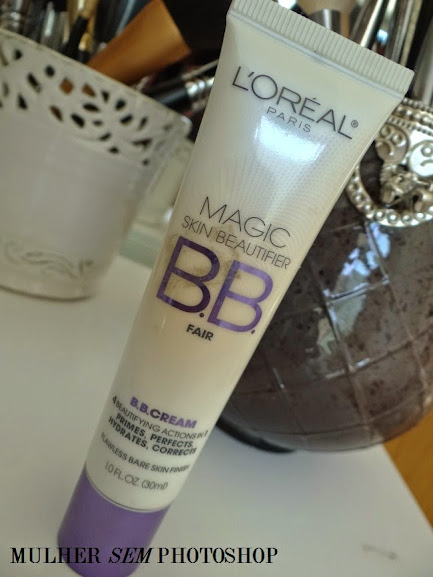 Loréal Paris Nude Magique BB Cream Bare Skin Beautifier