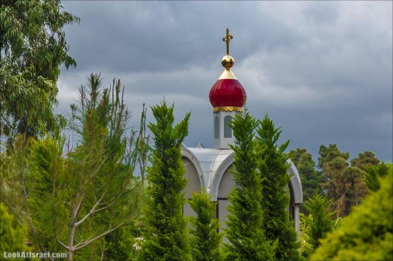 Русская церковь в Яффо   LookAtIsrael.com - Фото путешествия по Израилю и не только...